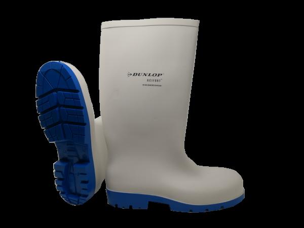 Acifort Stiefel weiß ohne Stahlkappe verschiedene Größen 180331