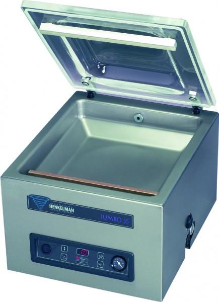 Vakuumkammer Jumbo 35 max. Beutelgröße: 300 x 450 mm
