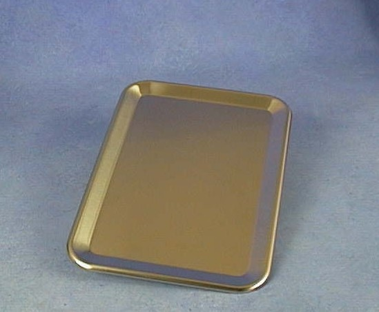 Edelstahl-Auslegeplatte, Auslagebecken verschiedene Größen