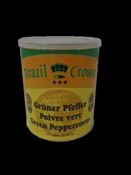 Pfeffer grün Brasil, 0,5 kg Dose
