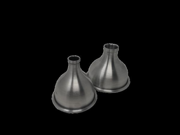 Alu Handfülltrichter, Rohrdurchmesser 20 mm oder 30 mm