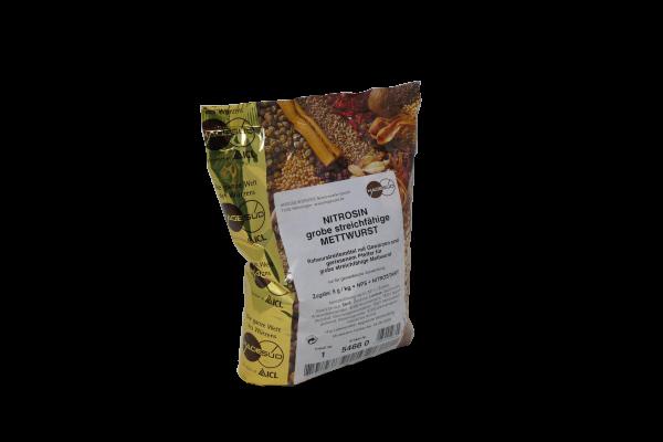 Hagesüd Nitrosin grobe streichfähige Mettwurst, 1kg