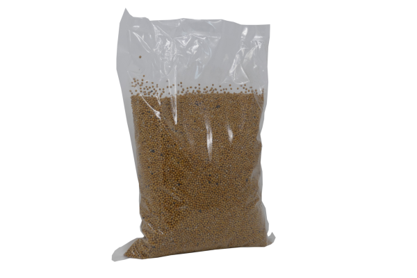 Senfkörner gelb, 1kg
