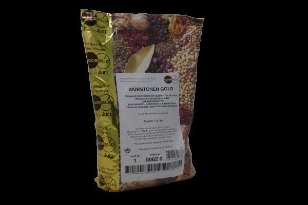Hagesüd Würstchen Gold, 1kg