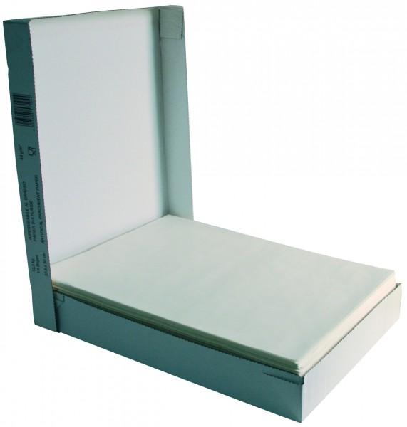 Pergamentersatz verschiedene Größen, Karton 12,5 kg
