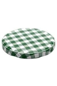 Nockendrehverschluss TO82 grün/weiß Tüte 45 Stück