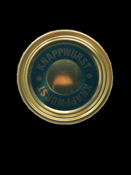 Falzdeckel ø 99 mm Knappwurst