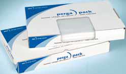 Perga Pack, verschiedene Größen