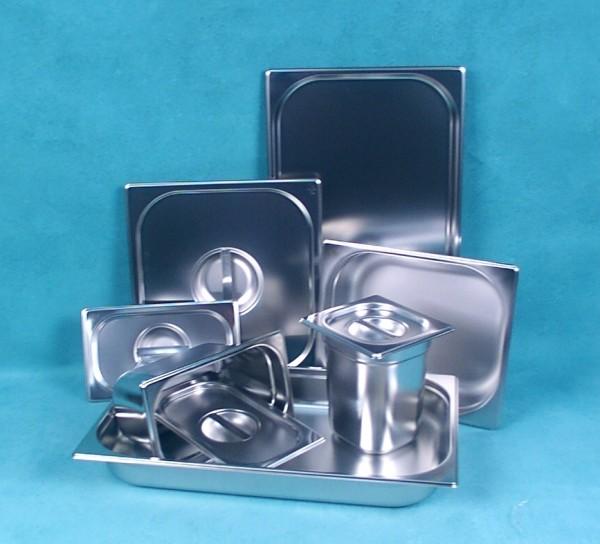 Deckel für GN-Behälter, Gastronormbehälter, verschiedene Größen