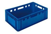 Euro-Stapelkasten, E 2 blau