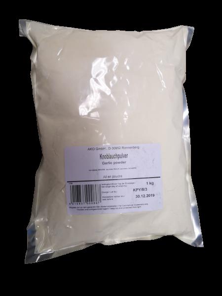 Knoblauchpulver weiß, 1 kg